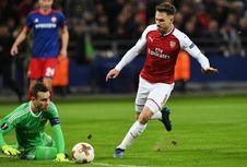 Ramsey Pimpin Daftar 7 Pemain Inggris Raya dengan Gaji Tertinggi