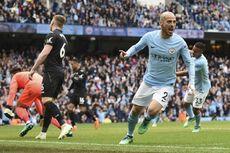 Hasil Liga Inggris, Pesta Sempurna Manchester City