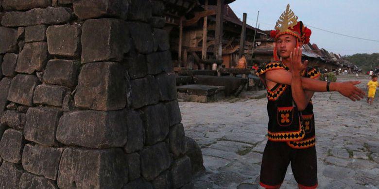 Tradisi Lompat Batu Bawomataluo Persiapan Sebelum Perang