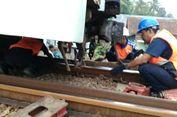 Satu Gerbong KA Lodaya Anjlok di Garut, 322 Penumpang Dipindahkan ke Bus