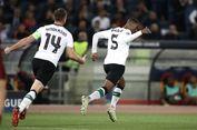 Rangkuman Gol Laga AS Roma Vs Liverpool, Gagal 'Comeback' Dramatis