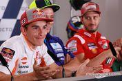 MotoGP Aragon, Marc Marquez Kembali Puji Kecepatan Ducati