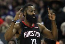 Harden bawa Rockets ke Babak Playoff