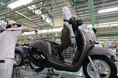 Honda Scoopy Punya Pilihan Warna Baru