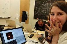 Inilah Katie Bouman, Sosok Jenius di Balik Gambar Lubang Hitam Pertama