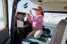 Asa Gadis 7 Tahun Jadi Pilot Termuda Pupus dalam Kecelakaan Pesawat
