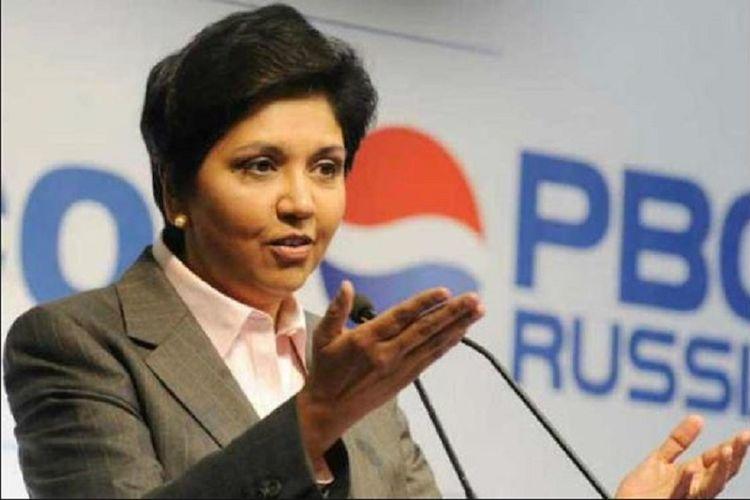 CEO Pepsico Indra Nooyi