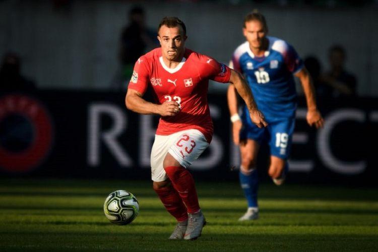 Hasil UEFA Nations League, 8 September 2018 - Kompas.com