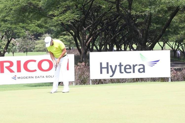 Suasana BNI Indonesian Masters 2018
