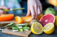 September 2018, Impor Buah-buahan Naik Paling Tinggi