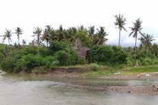Rumah Bambu Pengalon Karangasem, Lokasi Instagramble Kini Telah Hancur