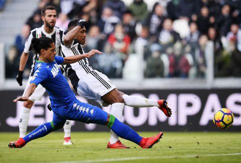Juventus Menang 7-0, Allegri Puji Performa Pemain