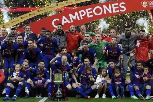 Hanya FC Barcelona yang Punya Wakil di Setiap Grup Piala Dunia 2018