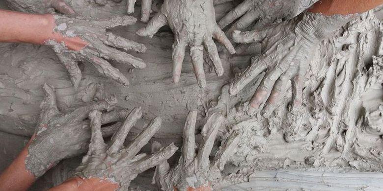 Festival Lumput atau Boryeong Mud Festival di Korea Selatan.(KKday Image Resources)