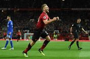 Meski Sudah Pulih, Mourinho Tak Akan Paksa Turunkan Luke Shaw