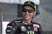 Kelelahan Jadi Faktor Utama Rossi Gagal Kalahkan Rins pada MotoGP America