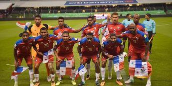Timnas Panama, Tim Debutan Coba Peruntungan