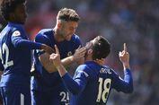 Bisikan Giroud ke Eden Hazard dan Kebangkitan Chelsea