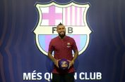 Valverde Tak Hiraukan 'Kemarahan' Arturo Vidal