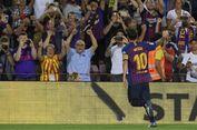 Hasil Liga Spanyol, Messi Cetak Gol Ke-6.000 Barcelona di La Liga
