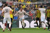 Watford Vs Man United, Gol Lukaku-Smalling Hentikan Tren The Hornets