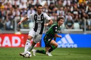 Juventus Vs Sassuolo, Ronaldo Cetak Gol, Bianconeri Masih Sempurna
