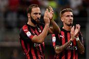 Gattuso Terpaksa Coret Higuain karena Rumor Chelsea