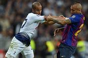 Lucas Moura Bukanlah Penghangat Bangku Cadangan Tottenham
