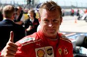 Hasil F1 GP Amerika, Kimi Raikkonen Tunda Pesta Juara Lewis Hamilton