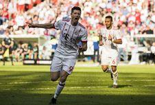 Robert Lewandowski Bukan Target Utama Real Madrid