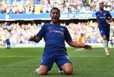 Eden Hazard Gabung Chelsea karena Saran Joe Cole