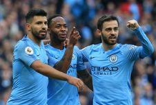 Skuad Bebas Cedera Jadi Modal Kuat Man City untuk Juarai Liga Inggris