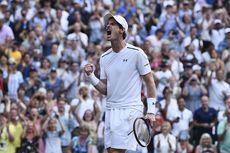 Patung Andy Murray Didirikan di Wimbledon