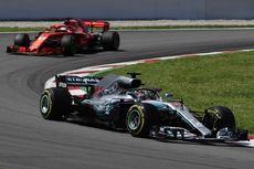 Hasil F1 GP Spanyol, Lewis Hamilton Tercepat