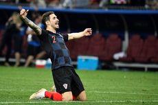 Bek Timnas Kroasia Senang Gabung dengan Inter Milan