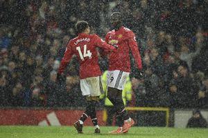 Hasil Liga Inggris, Man United Taklukkan Stoke City