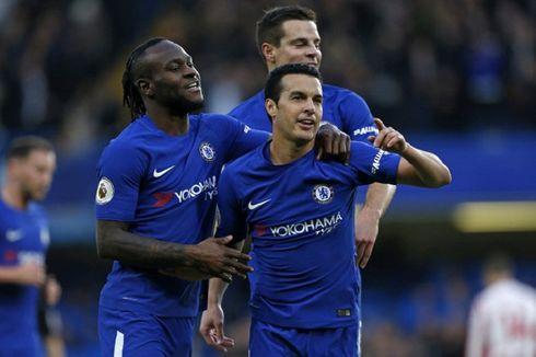 Chelsea Tetap Buru Posisi 4 Besar