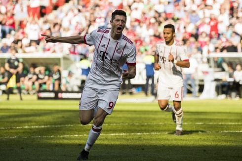 Hasil Lengkap Liga Jerman, Bayern dan Lewandowski Terus Melaju