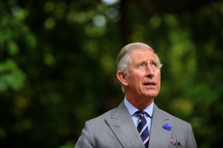 Pangeran Charles. Foto ini diambil pada 27 Juli 2011 di Clarence House di London tengah. (AFP/Ben Stansall)