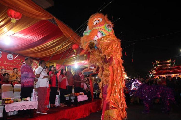 Menjaga dan mewujudkan persaudaraan yang erat antar umat beragama di Indonesia menjadi bahasan utama Gubernur Olly dalam perayaan Imlek di Sulut.