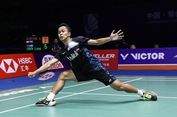Anthony Ginting Melaju ke Babak Final China Open 2018