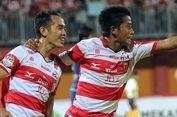 Selalu Dicadangkan Madura United, Bayu Gatra Ingin Terus Buktikan Diri