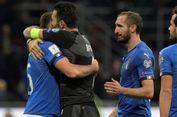 Buffon Masuk Daftar 11 Bintang yang Absen di Piala Dunia 2018