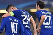 Gary Cahill Khawatir Chelsea Bertemu PSG atau Barcelona