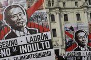 Pengampunan terhadap Diktator Peru Picu Aksi Protes Massal