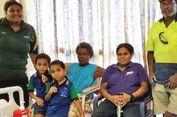 Berobat ke Australia, Seorang Nenek asal Papua Niugini Ditahan