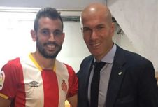 Ungguli Ronaldo, Striker Girona Layak Mendapat Predikat Raja Sundulan