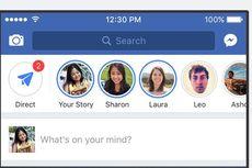 Facebook Siapkan Fitur Upload Stories dari PC