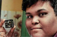 Remaja India Ini Ciptakan Satelit Teringan di Dunia untuk NASA