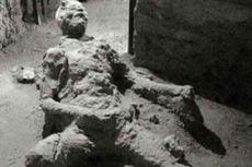 Letusan Besar Vesuvius Tak Binasakan Seluruh Kehidupan Pompeii
